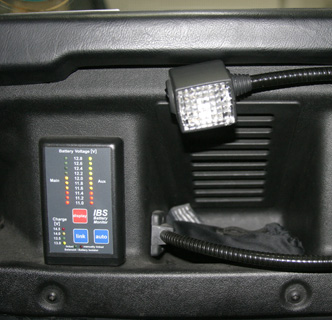 Dual battery management system